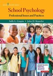 School Psychology : Professional Issues and Practices