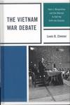 The Vietnam War Debate : Hans J. Morgenthau and the Attempt to Halt the Drift into Disaster