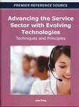 Advancing the Service Sector with Evolving Technologies : Techniques and Principles