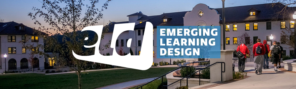 Emerging Learning Design Conference