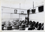 College Hall Classroom, 1940's by Montclair State University