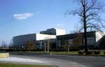 Life Hall  and Memorial Auditorium, 1965