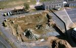 Student Center Construction Site, 1970