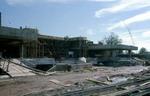 Student Center Construction Site, 1971