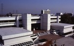 Student Center Aerial View, 1982