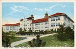 A Postcard of College Hall, Circa 1910
