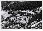 Aerial View of Campus, Circa 1940