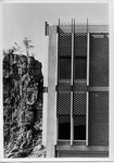 Cliffs Outside the Harry A. Sprague Library, 1964