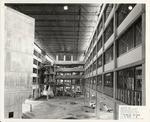 Blanton Hall Construction, Interior