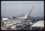 Construction Crane on Campus, 1962 by Montclair State College