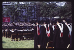 Graduates and Guests at Commencement, 1969 by Montclair State College