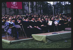 Faculty at Commencement, 1971 by Montclair State College