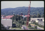 Construction Crane on Campus, 1971 by Montclair State College