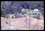 Area by the North of Campus, 1971 by Montclair State College