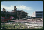 Student Center under Construction, 1971 by Montclair State College