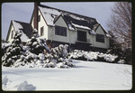President's House, 1973 by Montclair State College