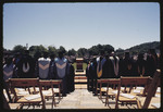 Faculty at Commencement, 1973 by Montclair State College