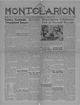 The Montclarion, November 22, 1948 by The Montclarion
