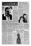 The Montclarion, October 9, 1962