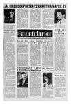 The Montclarion, April 04, 1963 by The Montclarion