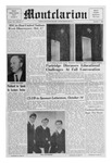 The Montclarion, October 07, 1966 by The Montclarion
