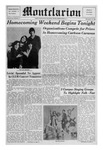 The Montclarion, November 18, 1966