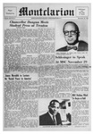 The Montclarion, November 22, 1967