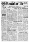 The Montclarion, September 27, 1968