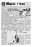 The Montclarion, October 18, 1968
