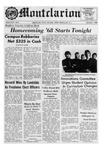 The Montclarion, November 01, 1968