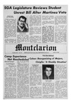 The Montclarion, April 16, 1969