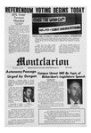 The Montclarion, May 14, 1969