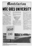 The Montclarion, September 18, 1969
