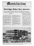 The Montclarion, October 01, 1969