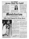 The Montclarion, November 05, 1969