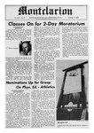 The Montclarion, November 12, 1969