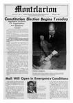 The Montclarion, December 03, 1969