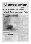 The Montclarion, October 15, 1971