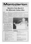 The Montclarion, February 25, 1972