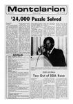 The Montclarion, April 13, 1972