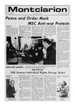 The Montclarion, April 27, 1972