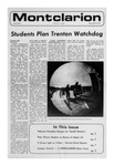 The Montclarion, September 28, 1972