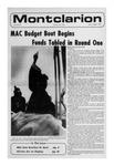 The Montclarion, October 05, 1972