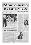 The Montclarion, March 15, 1973