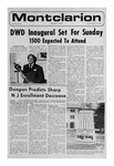 The Montclarion, October 18, 1973