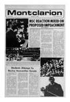 The Montclarion, October 25, 1973