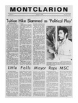The Montclarion, October 10, 1974