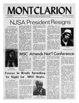 The Montclarion, March 13, 1975