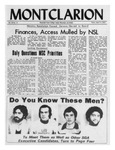 The Montclarion, April 17, 1975