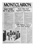 The Montclarion, September 18, 1975